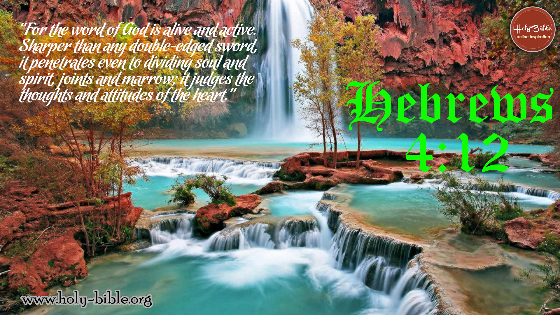 Bible Verse of the day - Hebrews 4:12