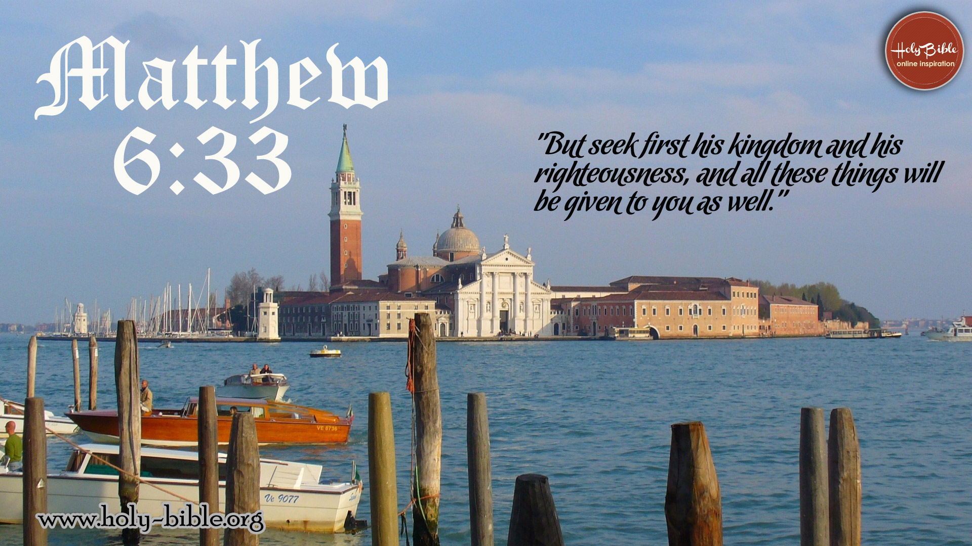 Captivating Bible Verse Of The Day U2013 Matthew 6:33